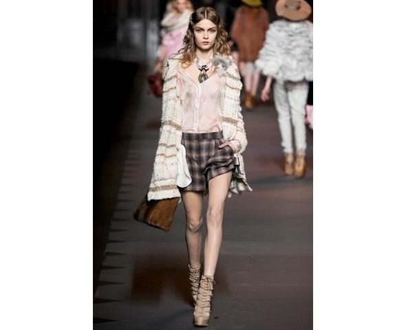 Показ Dior FW 2011. Изображение № 30.