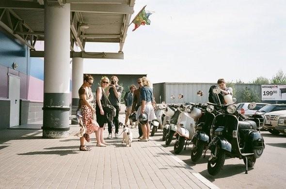 Изображение 48. Дневники мотоциклистов.. Изображение № 13.