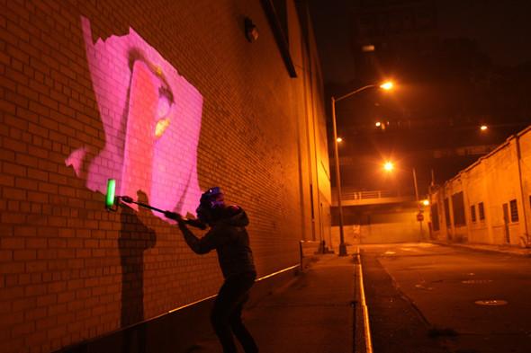 Sweat Shoppe: рождение видео-граффити. Изображение № 4.