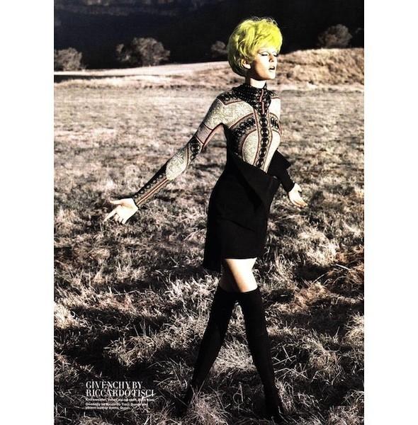 5 новых съемок: Harper's Bazaar, Qvest, POP и Vogue. Изображение № 4.