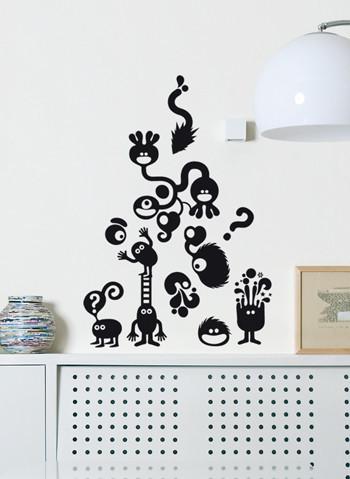 Виниловый мир от француского дизайнера Genevieve Gauckler. Изображение № 4.