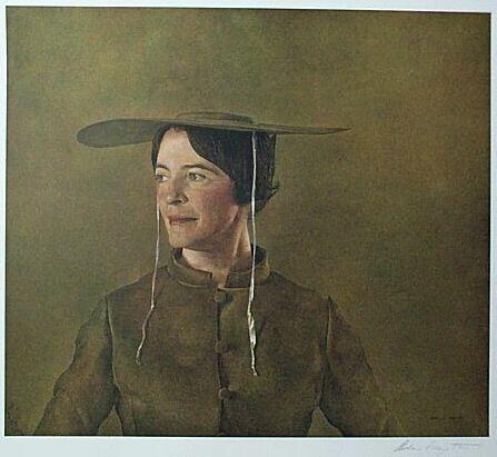 Andrew Wyeth- живопись длясозерцания иразмышления. Изображение № 21.