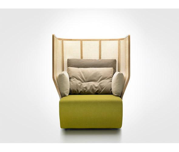 Изображение 3. Личное дело: мебельные «ракушки» для персонального пространства.. Изображение № 3.
