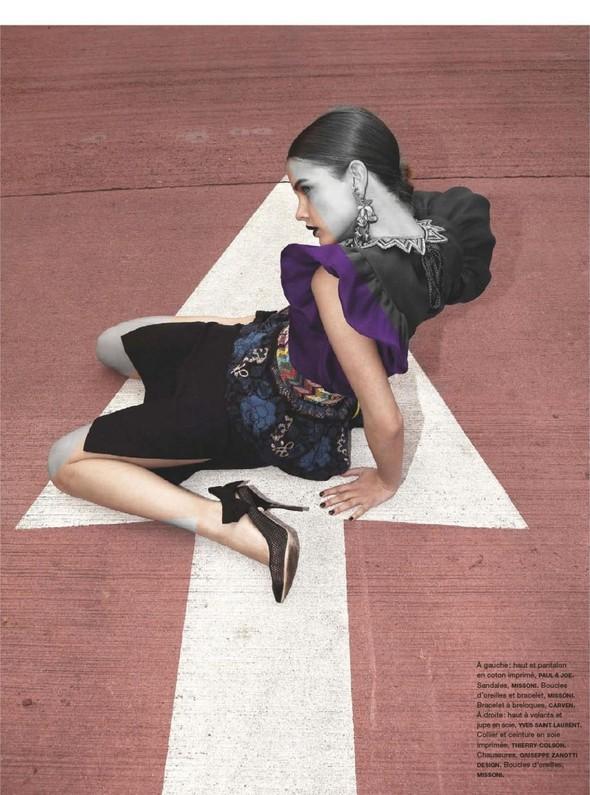 Съёмки: Russh, Vogue и другие. Изображение № 32.