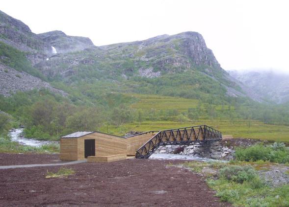 Мост стуалетом. Изображение № 2.