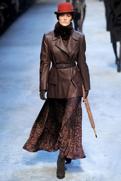 Jean Paul Gaultier for Hermes (fall-winter 2010). Изображение № 24.