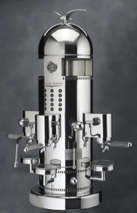 Эспрессо-машины длянастоящих кофеманьяков. Изображение № 1.
