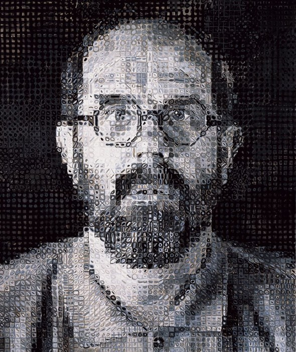 Chuck Close. Изображение № 22.