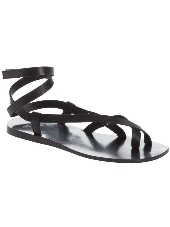 Изображение 5. Обувь: тренды лета 2011.. Изображение № 5.