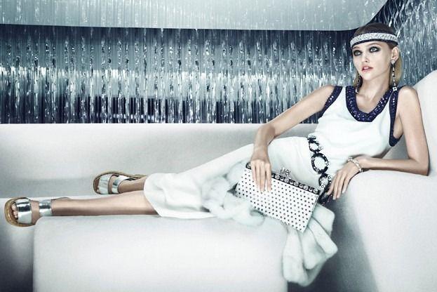 Вышли кампании Dior, Prada, Louis Vuitton и других марок. Изображение № 5.