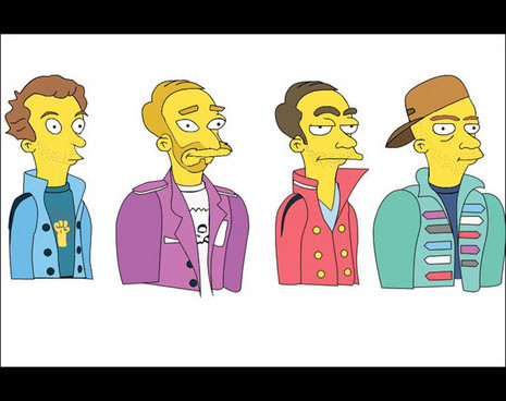 Bands to watch in Simpsons. Изображение № 23.