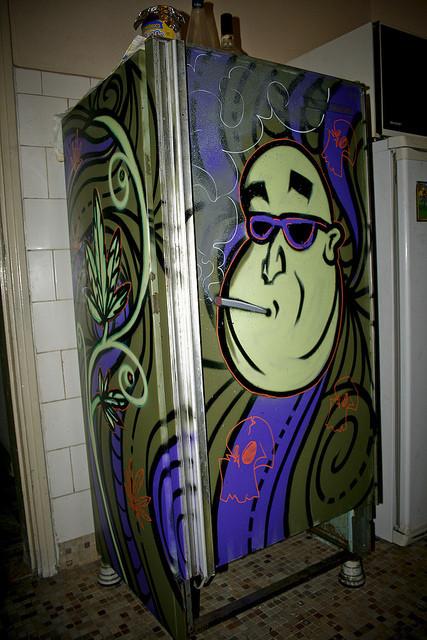 Изображение 17. 50 холодильников, которые можно назвать арт-объектами.. Изображение № 17.
