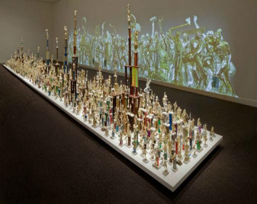 Искусство где-то рядом: 10 художников, работающих с предметами быта. Изображение № 10.