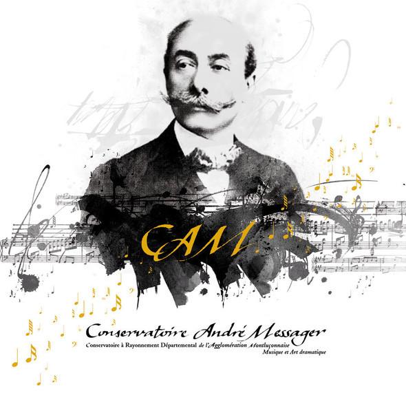 Консерватория André Messager. Изображение № 5.