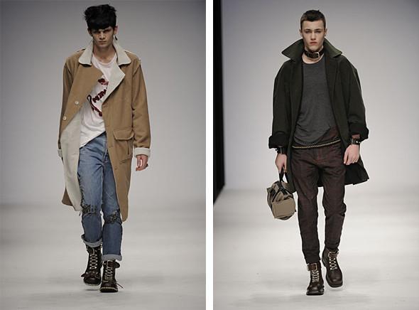 London Fashion Week AW 10: День шестой. Изображение № 11.