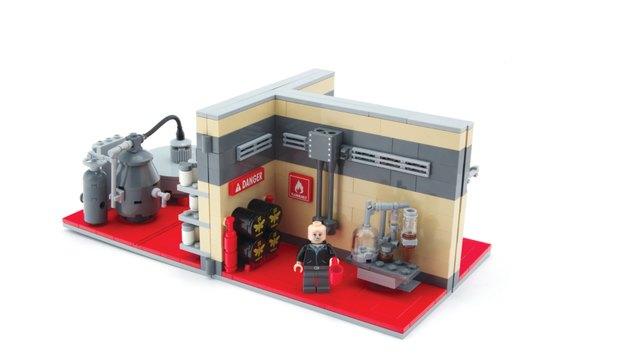 Фанаты сделали набор LEGO «Во все тяжкие». Изображение № 3.