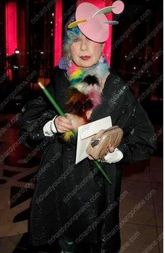 Анна Пьяджи. Модный гардероб. Изображение № 58.