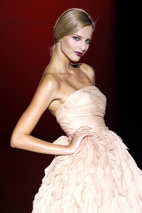 Madrid Fashion Week SS 2012: Hannibal Laguna. Изображение № 28.