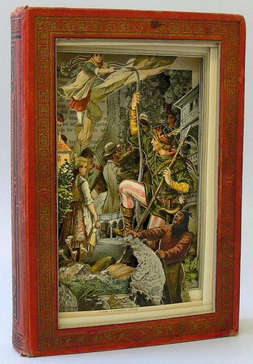 Книжные работы Alexander Korzer-Robinson. Изображение № 6.