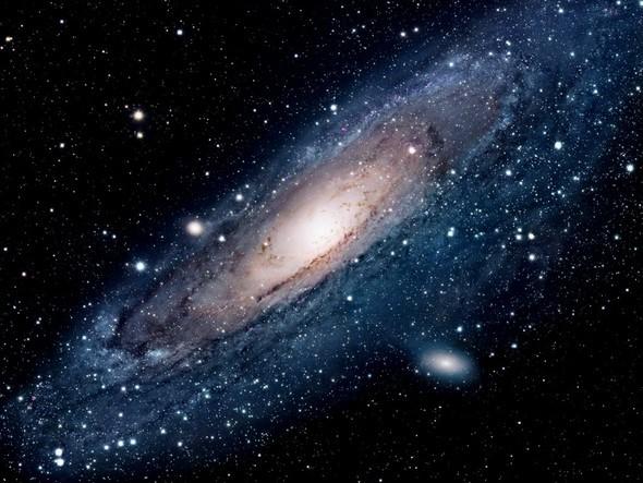 Исследование Вселенной в двадцатом веке. Изображение № 1.