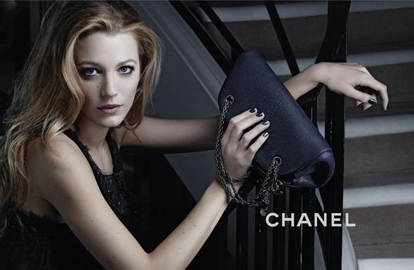 Изображение 20. Рекламные кампании: Yves Saint Laurent, Chanel и другие.. Изображение № 30.