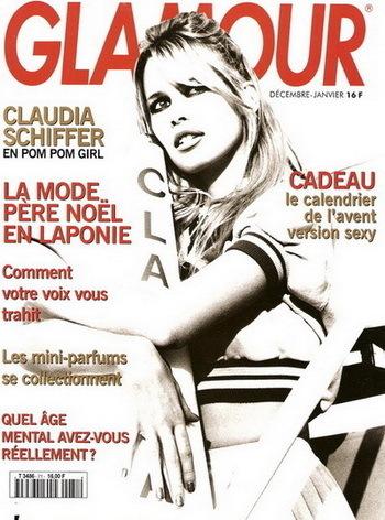 Claudia Schiffer byEllen vonUnwerth, 1994. Изображение № 1.