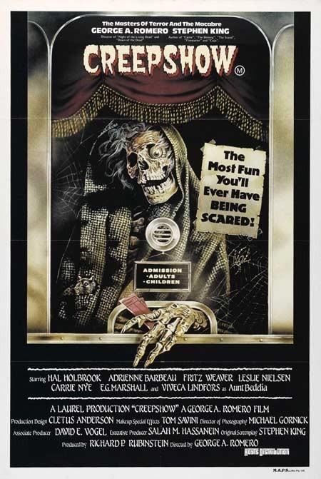Афиши фильмов ужасов. Изображение № 25.