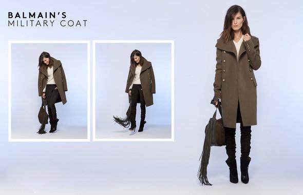 Лукбук: Barneys Outerwear FW 2011. Изображение № 9.