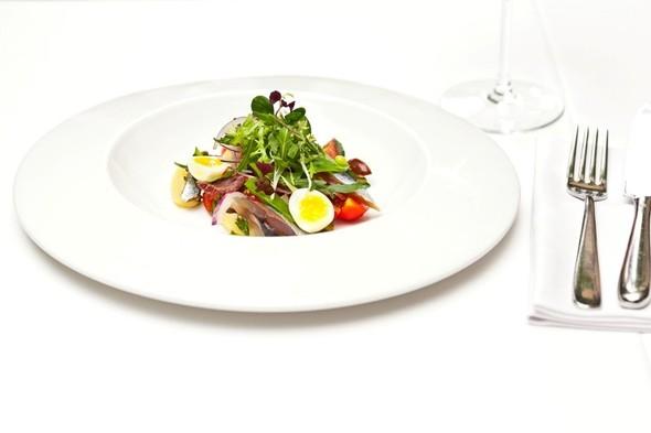 Презентация нового сезонного меню в ресторане The Сад. Изображение № 1.