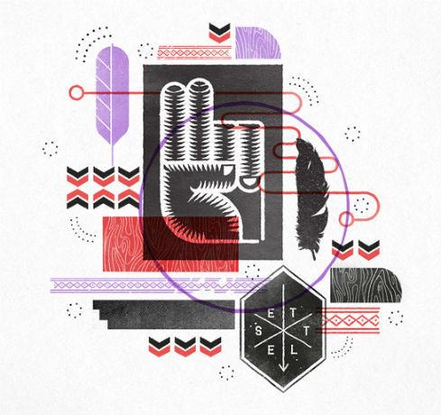 Новые имена: 15 молодых графических дизайнеров. Изображение №13.