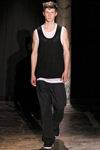 Неделя мужской моды в Париже: День 4. Изображение № 5.