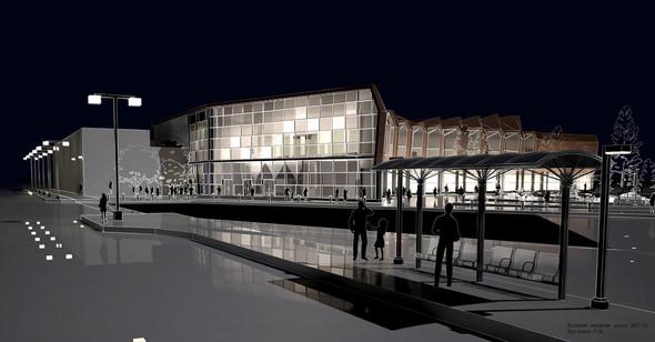 Concert Hall. Изображение № 4.