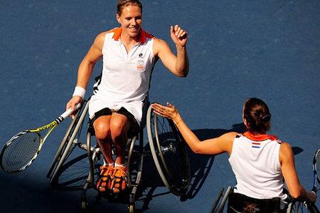 Лучшие фотографии Паралимпийских игр-2008 вПекине. Изображение № 18.