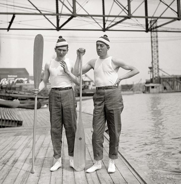 Изображение 6. Sports in USA 1899-1937 years.. Изображение № 6.
