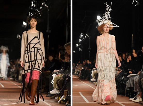 Japan Fashion Week AW 2010 - 2011. Изображение № 16.