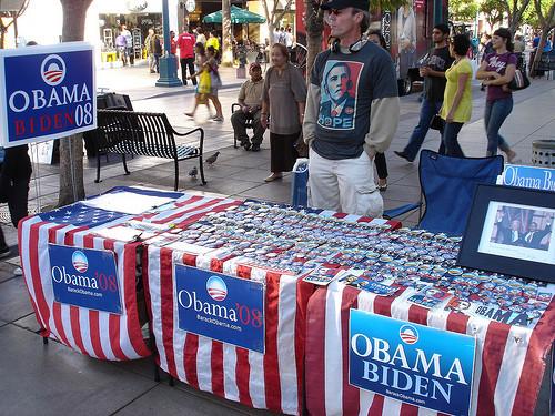 Все на выборы! Политическая реклама разных лет. Изображение № 91.