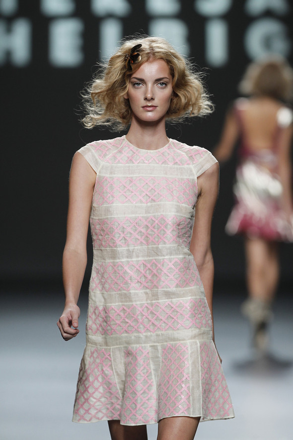 Madrid Fashion Week SS 2012: Teresa Helbig. Изображение № 4.