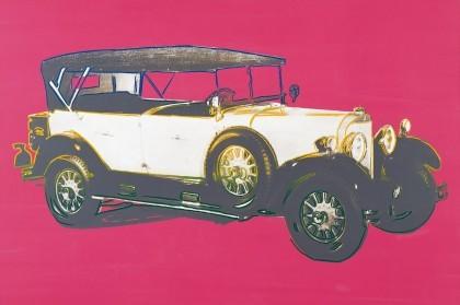 Автомобиль как искусство. Энди Уорхол. Изображение № 4.