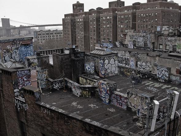 NY: манхеттенcкие окрестности глазами Grotesk. Изображение № 4.