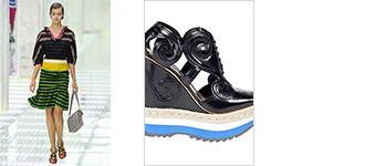 Изображение 4. Весенне-летняя коллекция Prada на обложках и в блогах.. Изображение № 4.