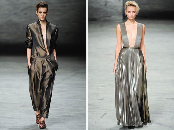 Показы Paris Fashion Week SS 2012: День 5. Изображение № 6.