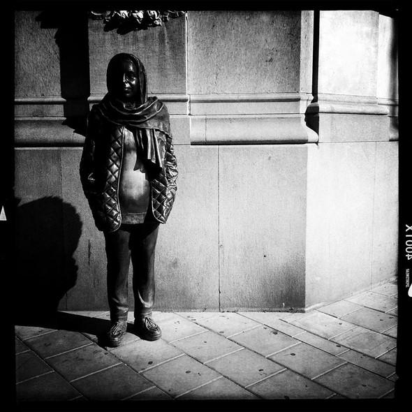 «Девушка с татуировкой дракона» в фотографиях Роба Шеридана. Изображение № 3.