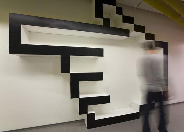 Появились фотографии нового офиса «Яндекса» в Санкт-Петербурге. Изображение № 12.