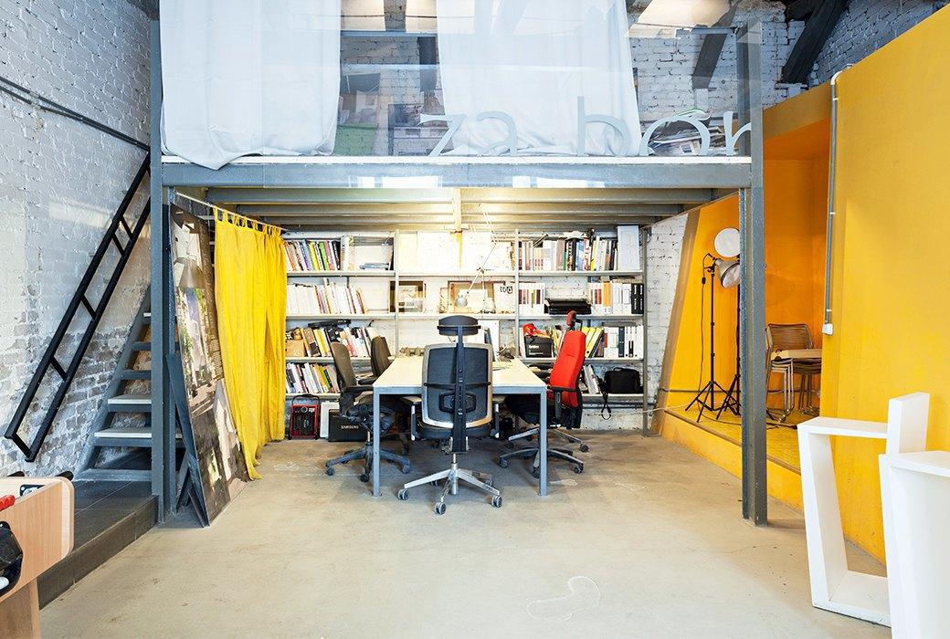 Как устроен офис архитектурной мастерской «za bor». Изображение № 8.