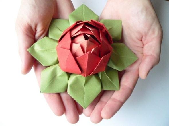 Любовь к бумаге или 1001 оригами. Изображение № 1.