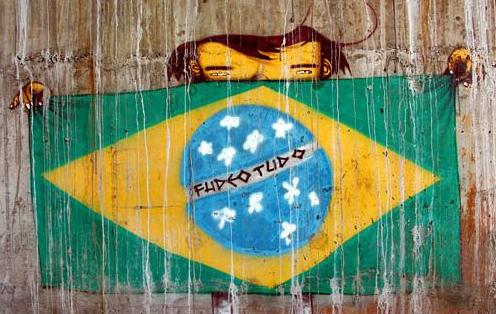 Стены Рио-де-Жанейро. Изображение № 65.