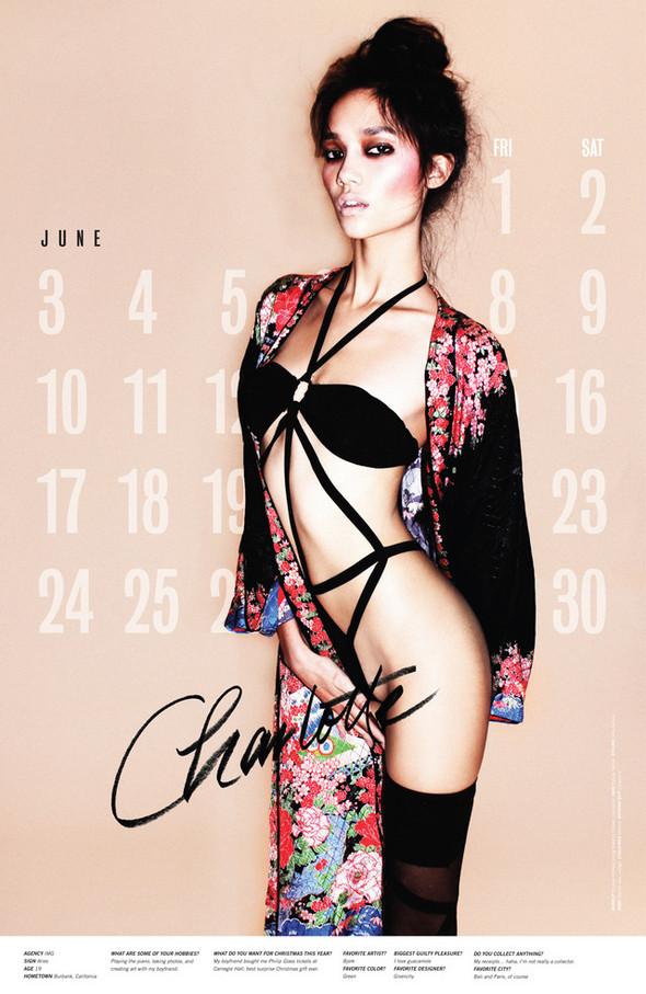 Эротический календарь от Lovecat. Изображение № 6.