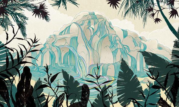 Рисунки американского иллюстратора Марко Шина.. Изображение № 9.