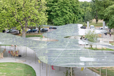 Павильон-2009, архитекторы Казуо Седжима и Рю Нишизава (обладатели Притцкеровской премии — 2010). Изображение № 4.