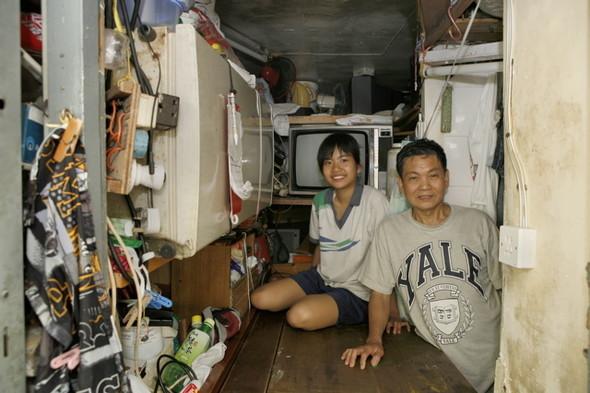 100 маленьких квартир Гонконга. Изображение № 9.